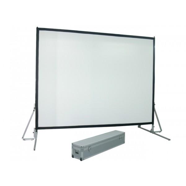 ecran de videoprojection 4x3m pmevents location mobiliers. Black Bedroom Furniture Sets. Home Design Ideas